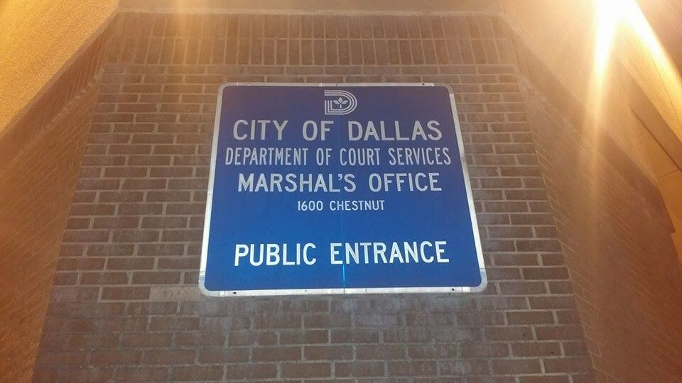 Dallas Marshal's Office Bail Bonds