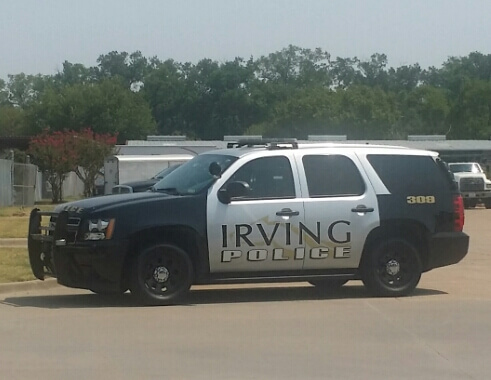 Irving Jail Release Irving Cop Car Client Incubator