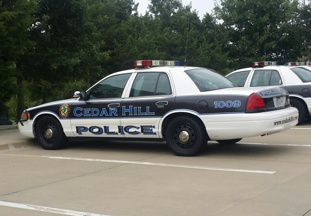 Cedar Hill Traffic Tickets Cop Car Client Incubator 75104